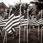 American-flag-lawn