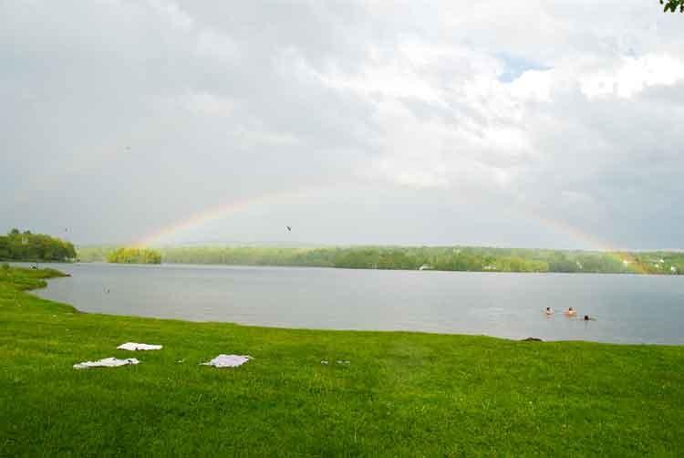 Boys-in-lake