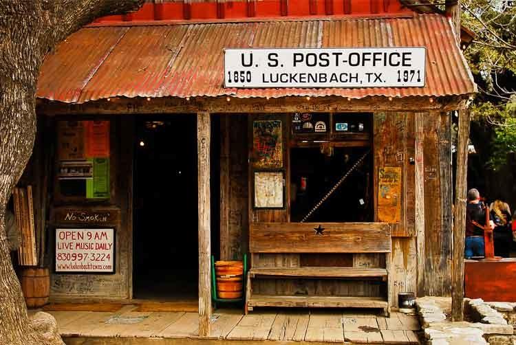 Luckenback-post-office
