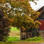 Red-barn-door