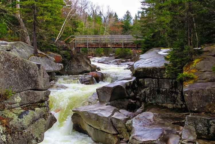 Water-bridge